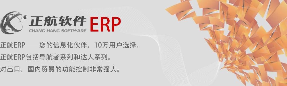 正航ERP